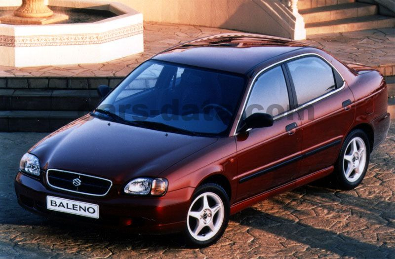 Suzuki Baleno 1998 Pictures 1 Of 10