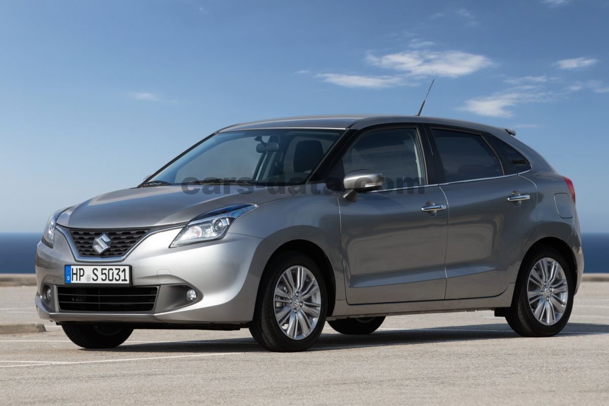 Japanese Car Brands >> Suzuki Baleno 1.2 High Executive Smart Hybrid manual 5