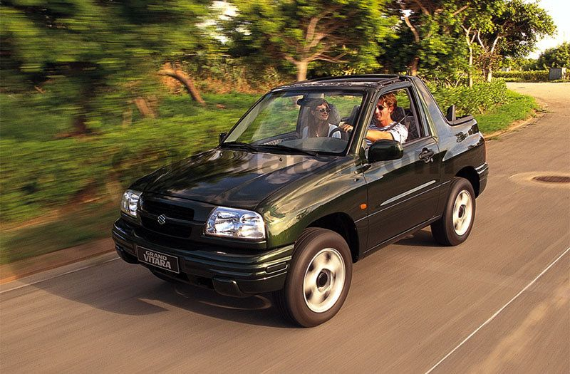suzuki grand vitara cabrio 1999 pictures suzuki grand vitara cabrio 1999 images 1 of 5. Black Bedroom Furniture Sets. Home Design Ideas