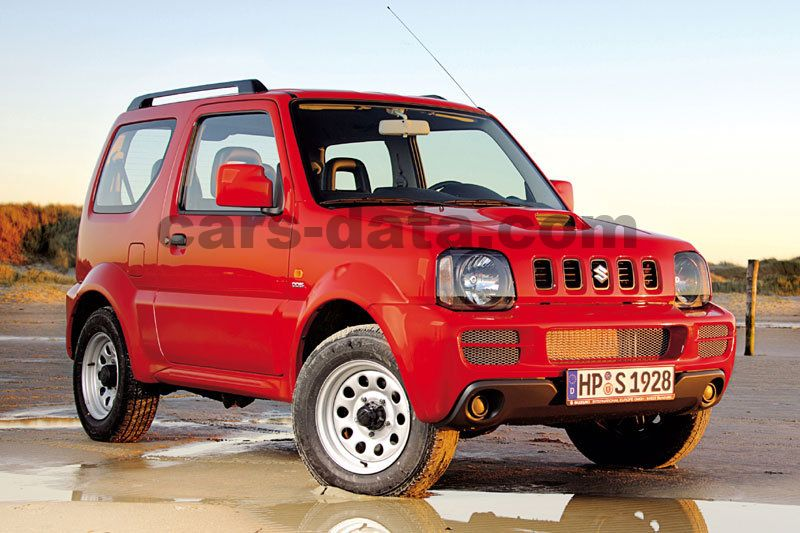 suzuki jimny metal top 1 5 exclusive diesel manual 2005 2010 86 hp 3 doors technical. Black Bedroom Furniture Sets. Home Design Ideas
