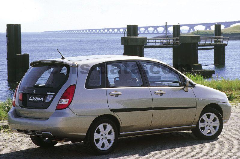Suzuki Liana Specifications