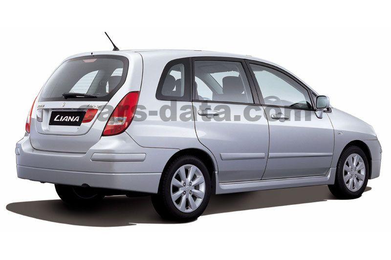 Suzuki Liana 2004 Pictures 2 Of 6 Cars Data Com