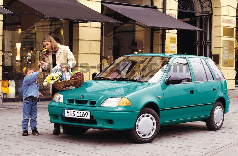 suzuki swift 1 3 glx manual 5 door specs cars data com rh cars data com Suzuki Swift 2010 Suzuki Swift 2003
