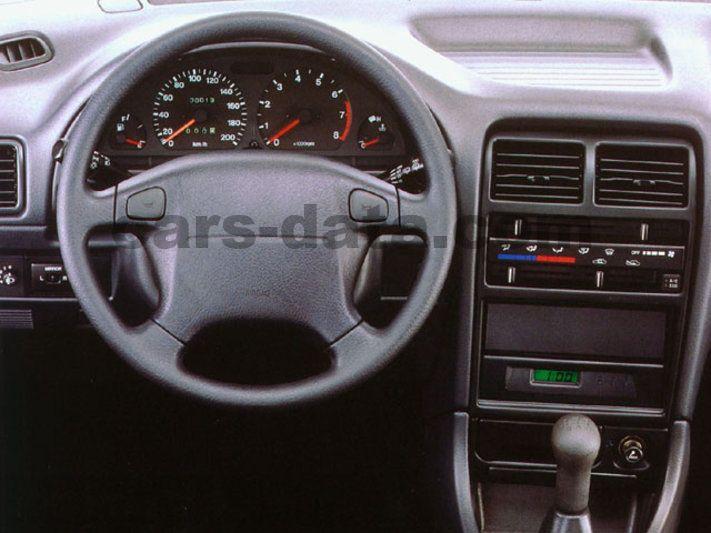 Suzuki Swift 1996 pictures (4 of 4) | cars-data.com