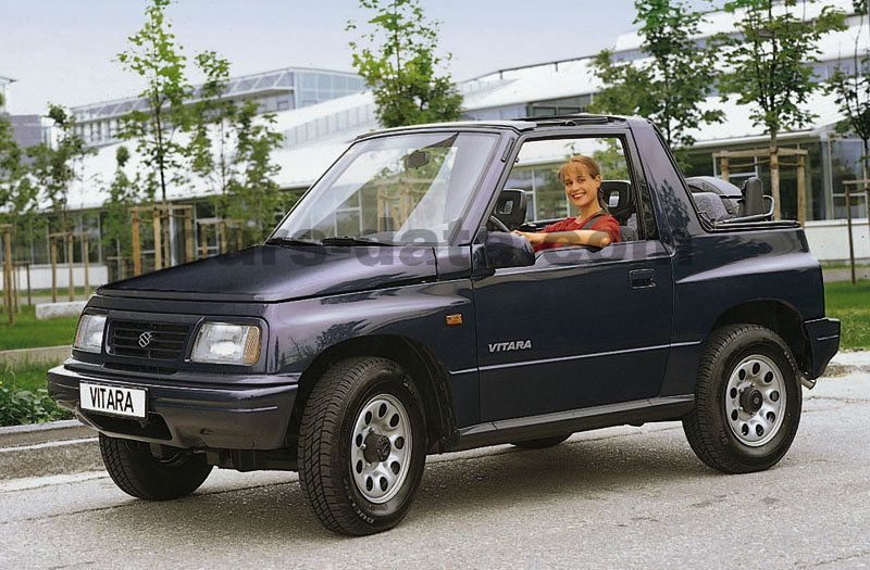 suzuki vitara cabrio jlx automatic 1993 1994 80 hp 2 doors technical specifications. Black Bedroom Furniture Sets. Home Design Ideas