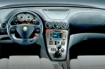 alfa romeo 166 2.5 v6 24v sporttronic automatic 4 door specs   cars