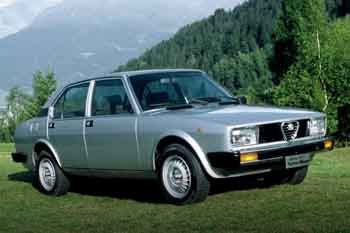 1973 Alfa Romeo Alfetta