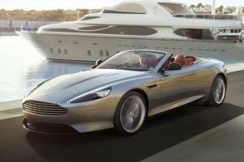 Aston Martin DB9 Roadster