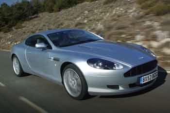 2004 Aston Martin DB9