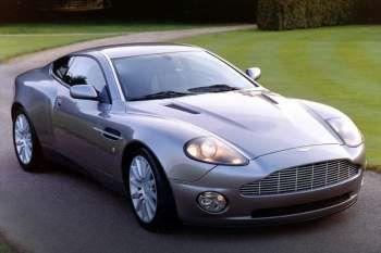2001 Aston Martin V12 Vanquish