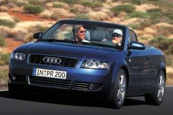 2002 Audi A4 Cabriolet