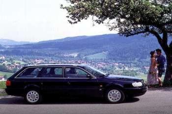 1994 audi a6 avant 5 door specs cars data com rh cars data com 2001 Audi A6 2001 Audi A6