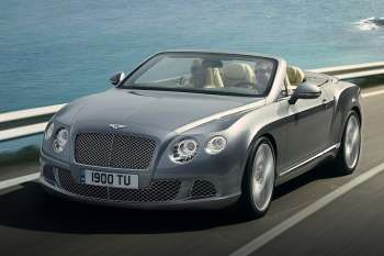 Bentley Continental GT Convertible