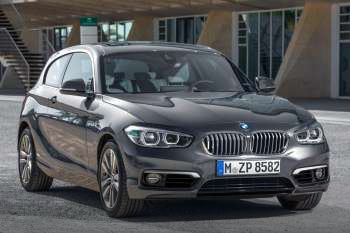 BMW 116d EfficientDynamics Edition Corporate