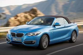 BMW 2-serie Cabrio