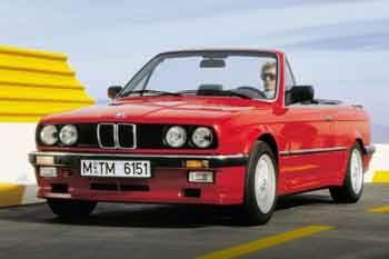 1986 BMW 3-serie Cabrio