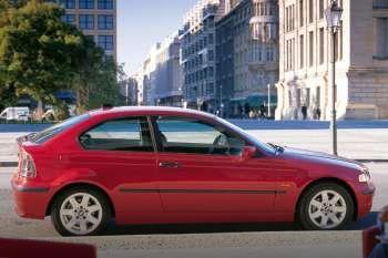 BMW 316ti Compact Manual 2001  2005 115 Hp 3 doors Technical