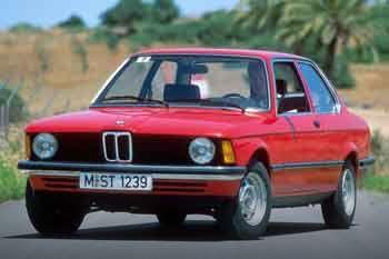1977 BMW 3-serie