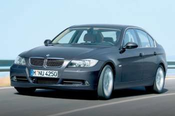 BMW 320si, Manual, 2006 - 2006, 173 Hp, 4 doors Technical Specifications
