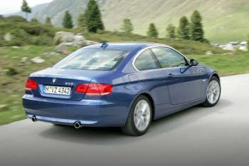 BMW 3-serie Coupe