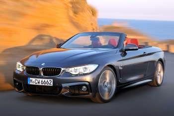 2014 BMW 4-serie Cabrio