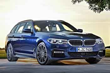 BMW 5-serie Touring