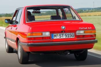 BMW 524td, Automatic, 1983 - 1988, 115 Hp, 4 doors Technical ...