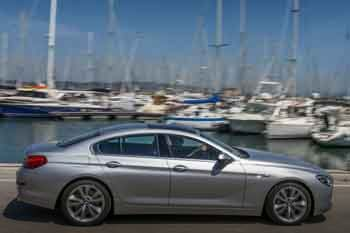 BMW 6-serie Gran Coupe