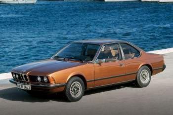 1976 BMW 6-series 2-door specs   cars-data.com