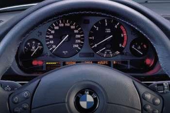 BMW 7-serie - interieur