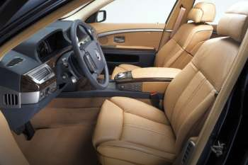 BMW 730i Sequential Automatic 2003