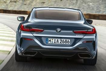 BMW 8-serie Coupe