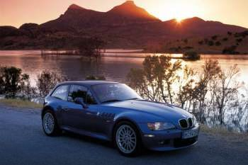 1998 BMW Z3 coupe