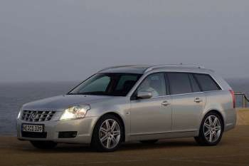 2007 Cadillac BLS Wagon