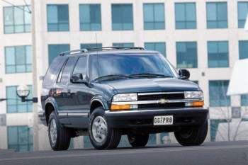 Chevrolet Blazer Wagon