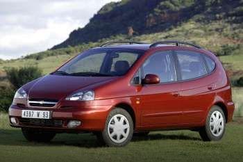 2005 Chevrolet Tacuma