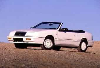 1988 Chrysler Le Baron Convertible