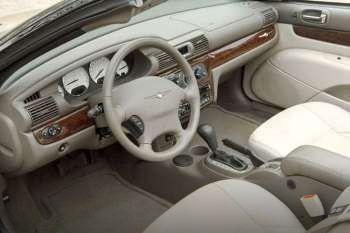 Chrysler Sebring - interieur