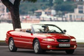 1996 Chrysler Stratus Convertible
