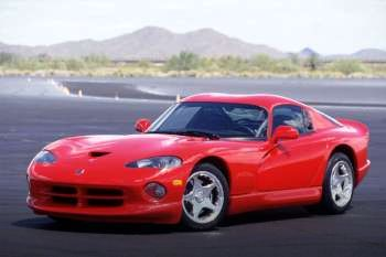 Delicieux Chrysler Viper GTS