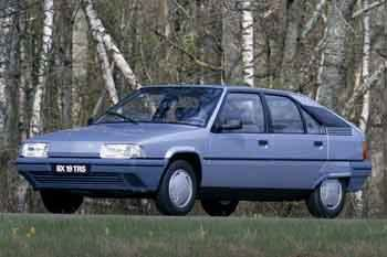 1986 citroen bx 5 door specs cars data com rh cars data com Citroen AX Citroen Cactus