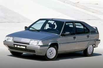 citroen bx 14 tge manual 5 door specs cars data com rh cars data com Citroen XM Citroen AX