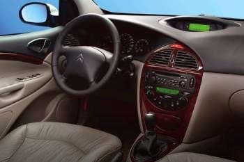 2001 citroen c5 break 5 door specs cars data com rh cars data com Citroen C6 Citroen C7