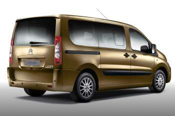 Citroen Jumpy Multispace