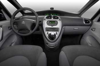 Flot 2004 Citroen Xsara Picasso 5-door specs | cars-data.com JQ-94