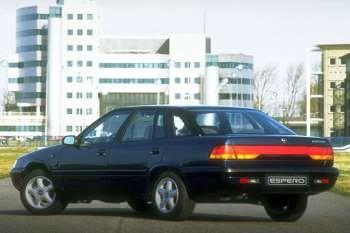 daewoo espero 1 5 glx manual 1995 1997 90 hp 4 doors. Black Bedroom Furniture Sets. Home Design Ideas
