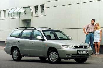 1997 Daewoo Nubira Wagon