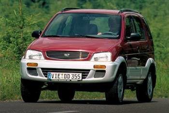 1997 Daihatsu Terios