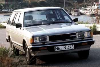 Datsun Bluebird Combi