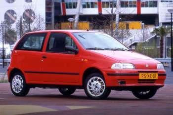 fiat punto 55 sx 6 speed manual 3 door specs cars data com rh cars data com
